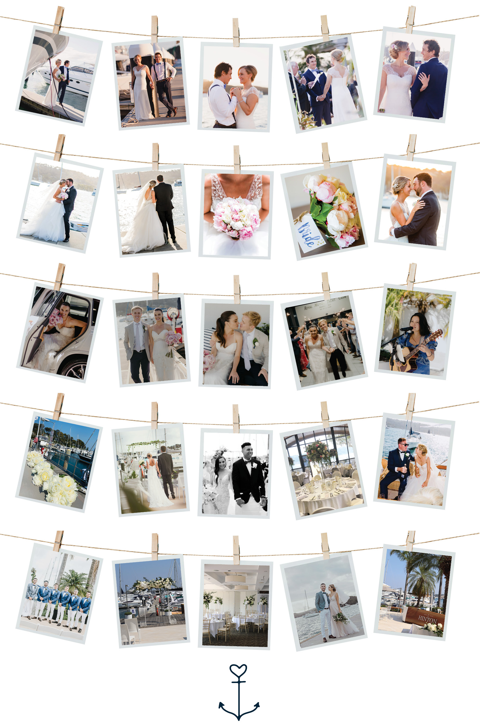 WEDDING POLAROIDS FINAL